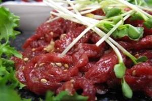 한우,세종특별자치시 ,지역음식